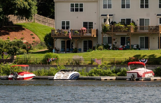 On Friday, due to the high water levels, a no-wake order was issued for Lake Quinsigamond - but the order was lifted Monday morning.