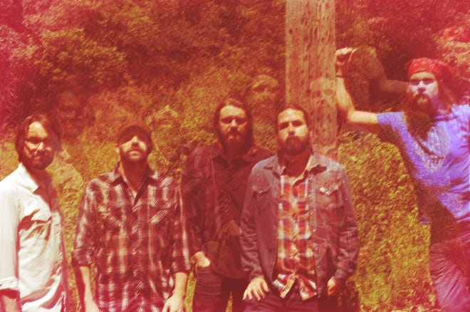 """Ghosts of Jupiter's most recent album is """"Keepers of the Newborn Green."""""""