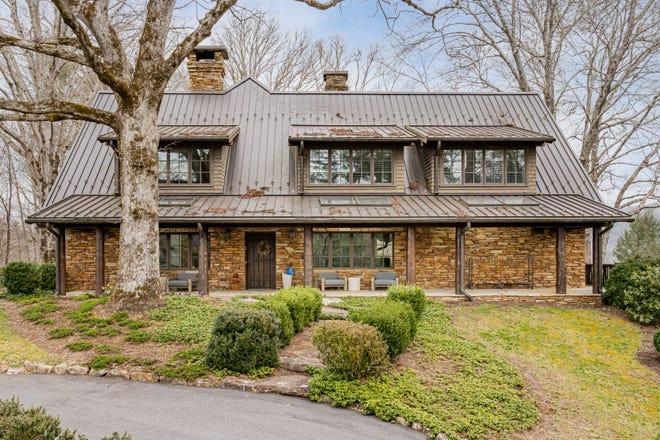 A Brevard farmhouse estate on 160 acres has sold for $9.3 million.