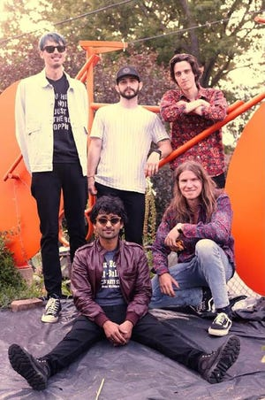 Detroit rock group the Indigo Curve performs Tuesday at the Loving Touch in Ferndale, and has more local shows coming up this fall