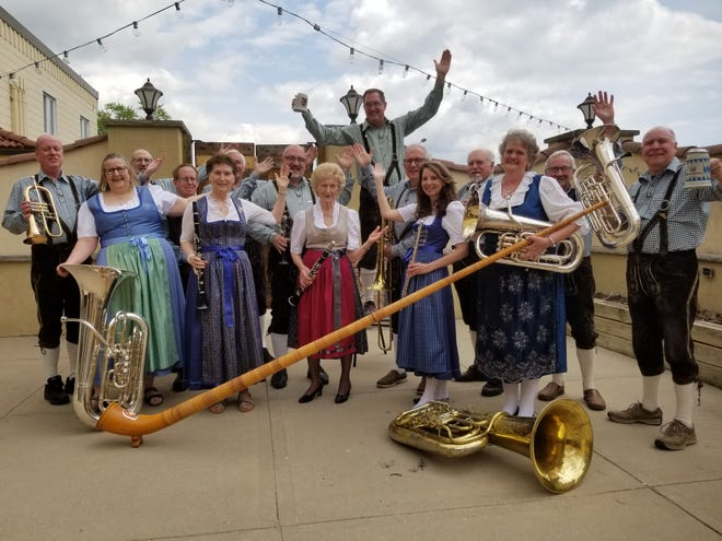 """Dorf Kapelle will perform folk music from Austria, the Czech Republic, Germany and Switzerland as well as from """"the Great American Songbook"""" when it performs at Holy Family Catholic Community's Oktoberfest celebration on Saturday, Oct. 9."""