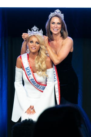 Windsor resident and burn survivor Danette Haag was crowned Mrs. Colorado 2021 earlier this year. Soon, she'll be competing for the Mrs. America title.
