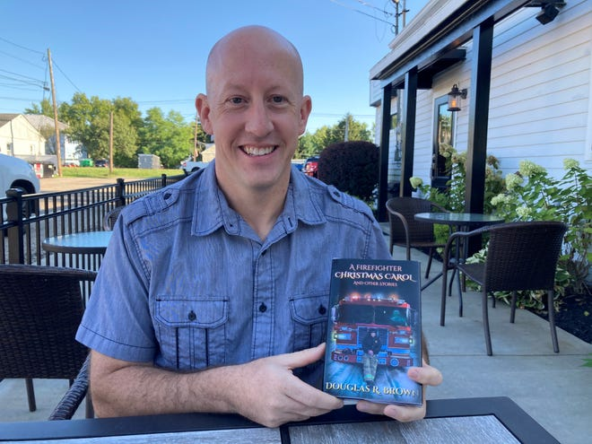 Columbus firefighter and Pataskala resident Douglas Brown has been successfully publishing fiction for several years. His latest takes more direct experience from his life and career.