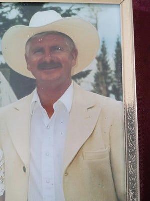 """Charles """"Charlie"""" Bryan Walker.  He was 61 when he died."""