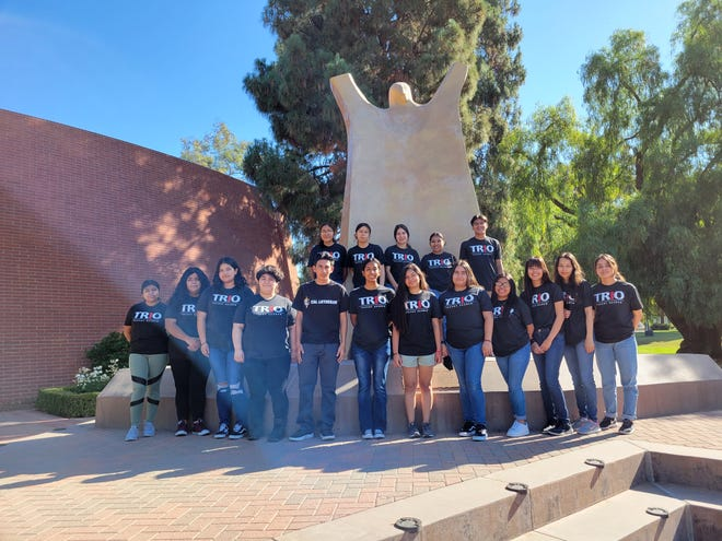 South Oxnard students participate in one of the 2021 summer programs hosted by California Lutheran University's TRIO Talent Search program.