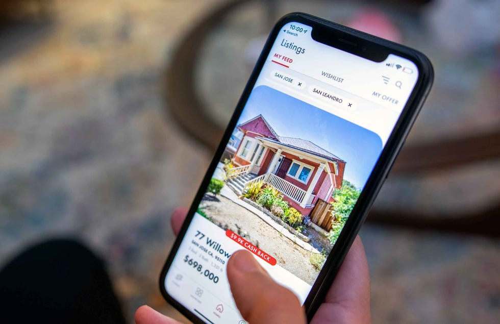 Reali's real estate services are only available in a handful of major markets in California right now, though its loan services available in several other states/