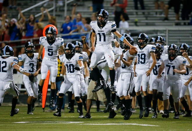 Hilliard Darby is the top-ranked Columbus area team in Division I, ranked No. 6 in the first statewide poll.