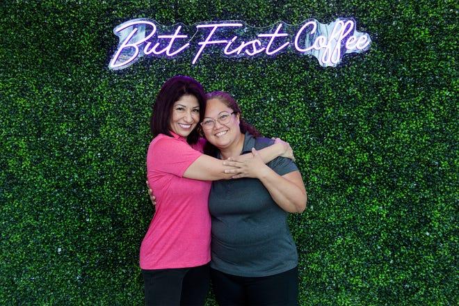 Monica and Ada de los Rios have opened Monada Café in Lake Worth Beach.