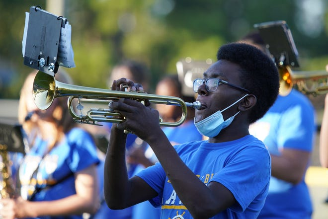 Can Laney football make more noise in Week 4? KEN OOTS/FOR THE STARNEWS
