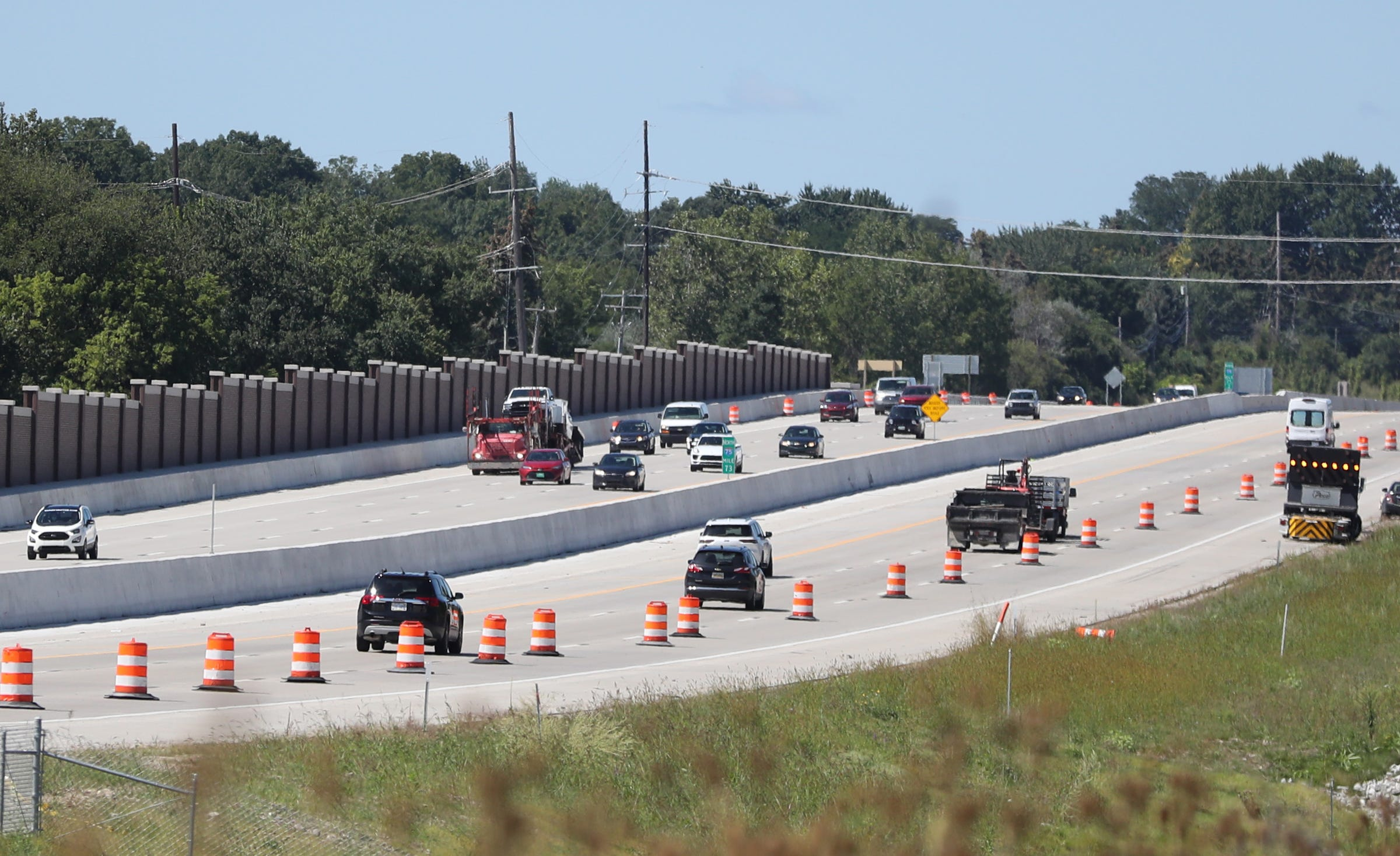 $300K tucked into Michigan budget will fund I-75 noise tests