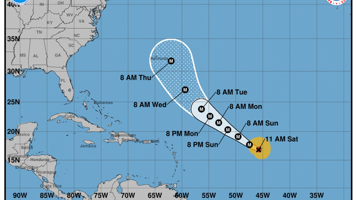 Fierce Hurricane Larry churning across the Atlantic, could be even stronger than Ida. East Coast could face 'life-threatening' surf. - USA TODAY