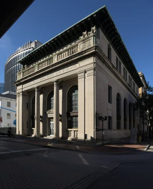 The historic Federal Reserve Bank building at West Church and Hogan streets in downtown Jacksonville is in store for an overhaul.
