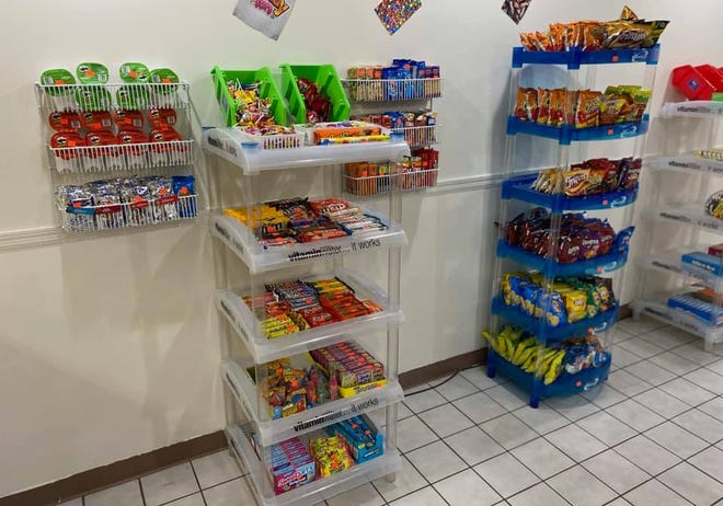 Lolli's Candy Shoppe opened for business in August. It's the newest addition to Freeport's Lincoln Mall, 1265 W. Galena Ave