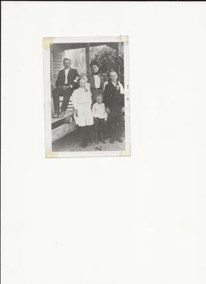 Henry Miller Family.