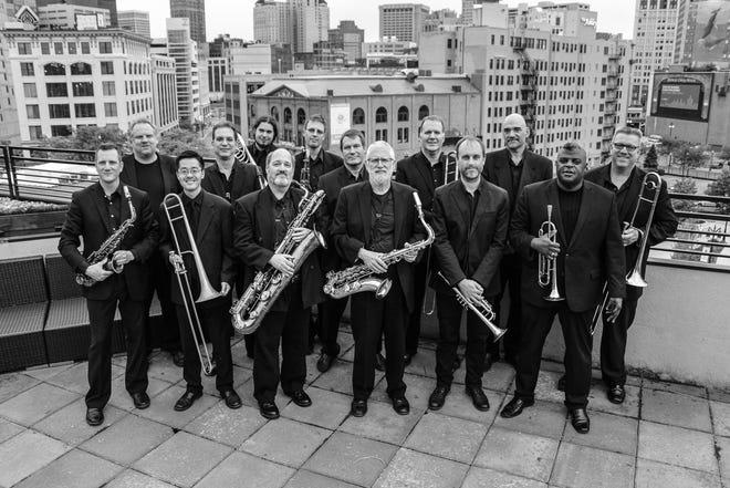 The Scott Gwinnell Jazz Orchestra
