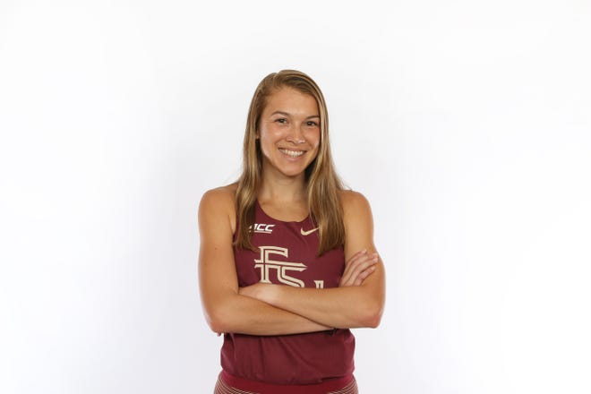 Going into her first year as a 'Nole, Amanda Beach aims for the skies as she will play a key role in FSU's hopes to keep pushing their limits.