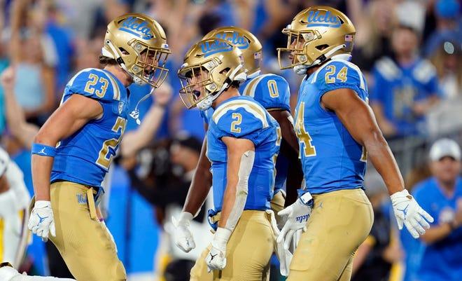 UCLA had an impressive win over LSU last week.