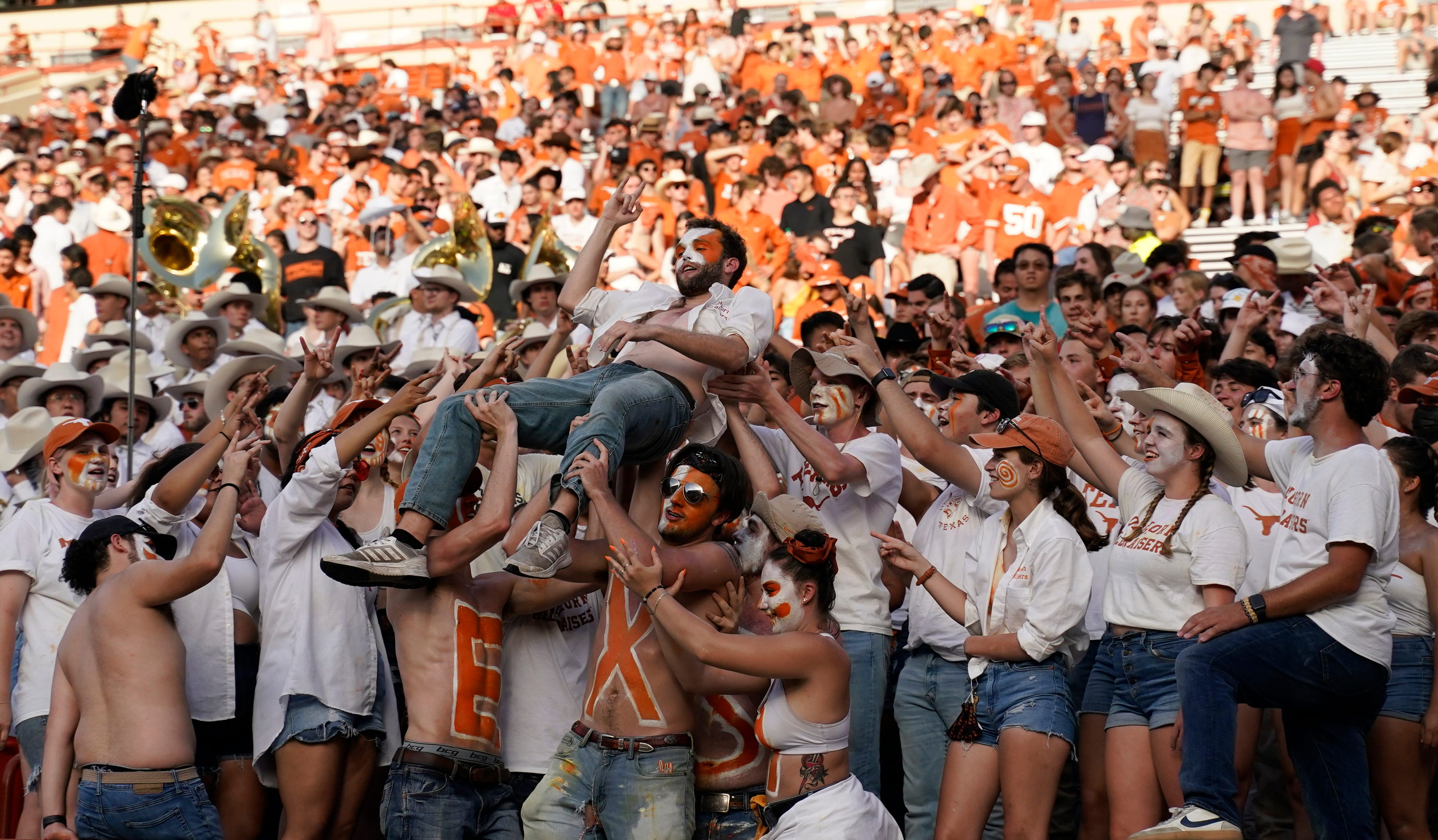 College football winners and losers: Texas, Alabama notch statement wins; Oklahoma disappoints