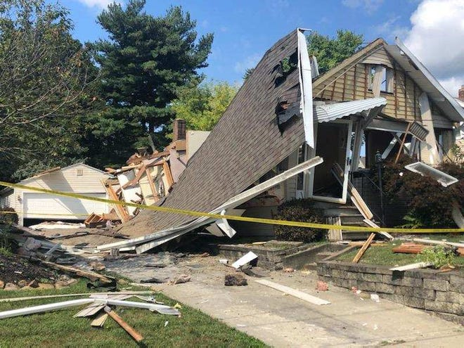 A house explosion that happened Monday morning at 2370 Edwin Ave. is still under investigation.