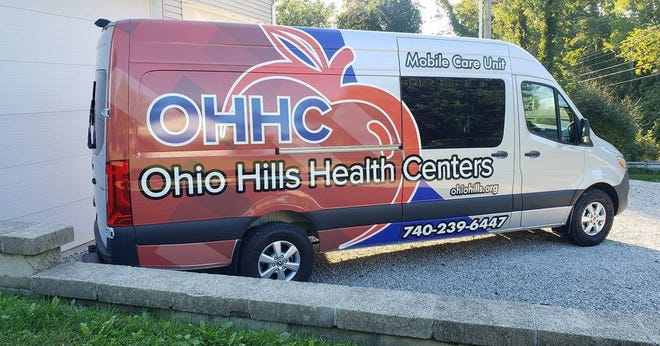 Ohio Hills Health Centersis working to make healthcare more accessible to the communities theyserve. Theirnew mobile care unit van will be utilized to conduct Covid-19 testing and vaccine administration within theservice area.
