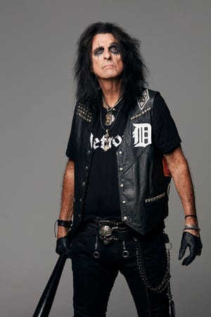 Alice Cooper will perform at 7:30 p.m. Oct. 16 at the Stormont Vail Events Center with special guest Ace Frehley.