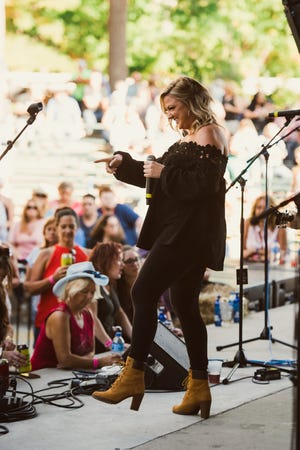 Annie Brobst will headline this year's Local CountryFest at Indian Ranch.