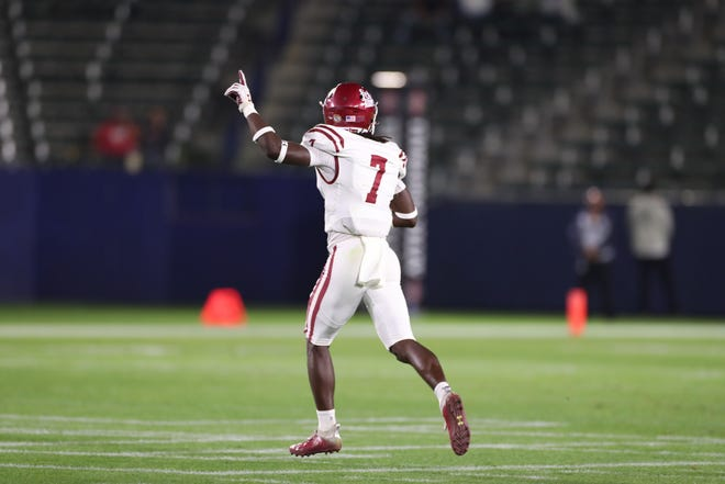 Terrell Warner could step in as a playmaker after a season ending injury to Dominic Gicinto against San Diego State.