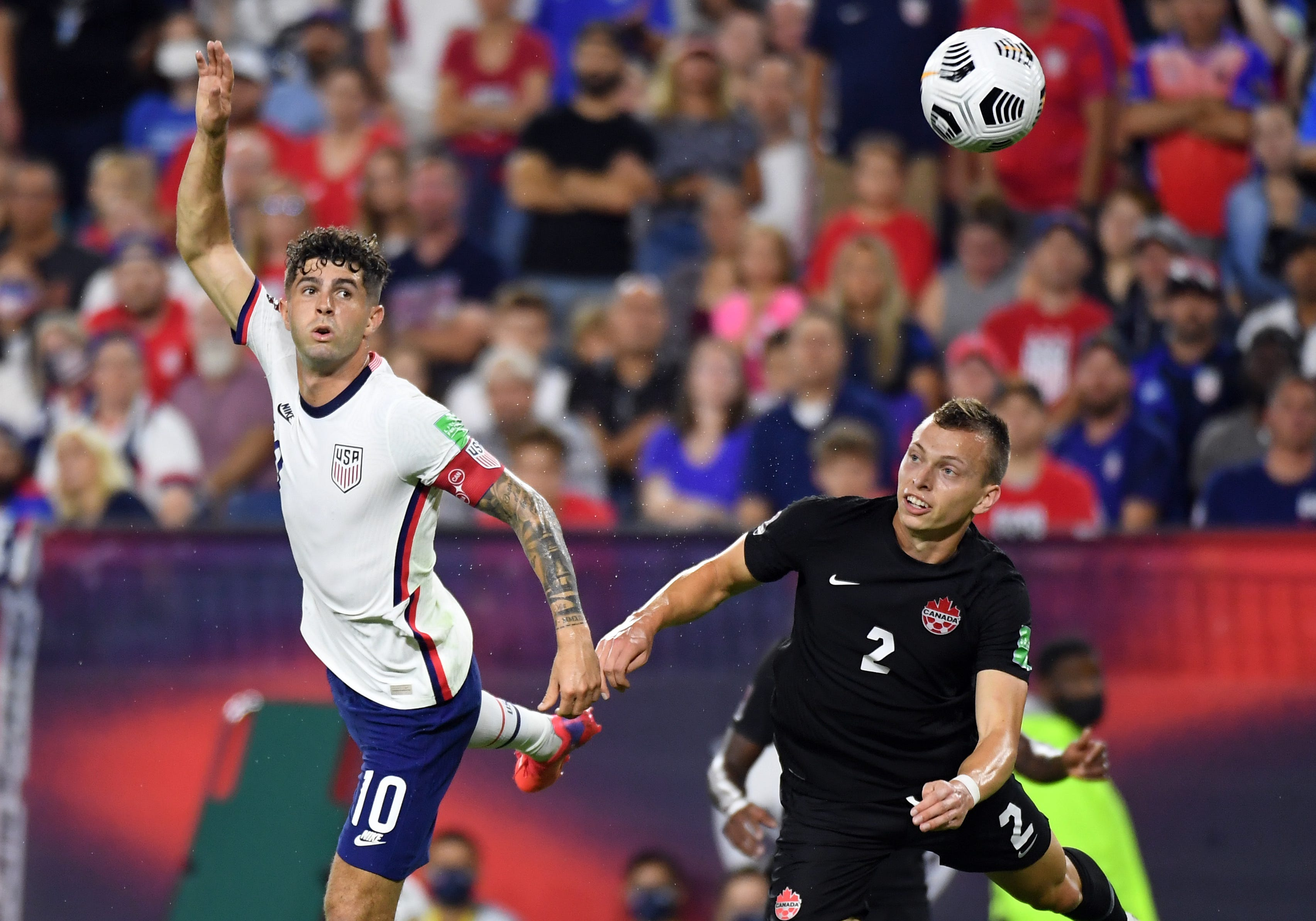 United States men s national soccer team held to another draw in World Cup qualifier vs. Canada