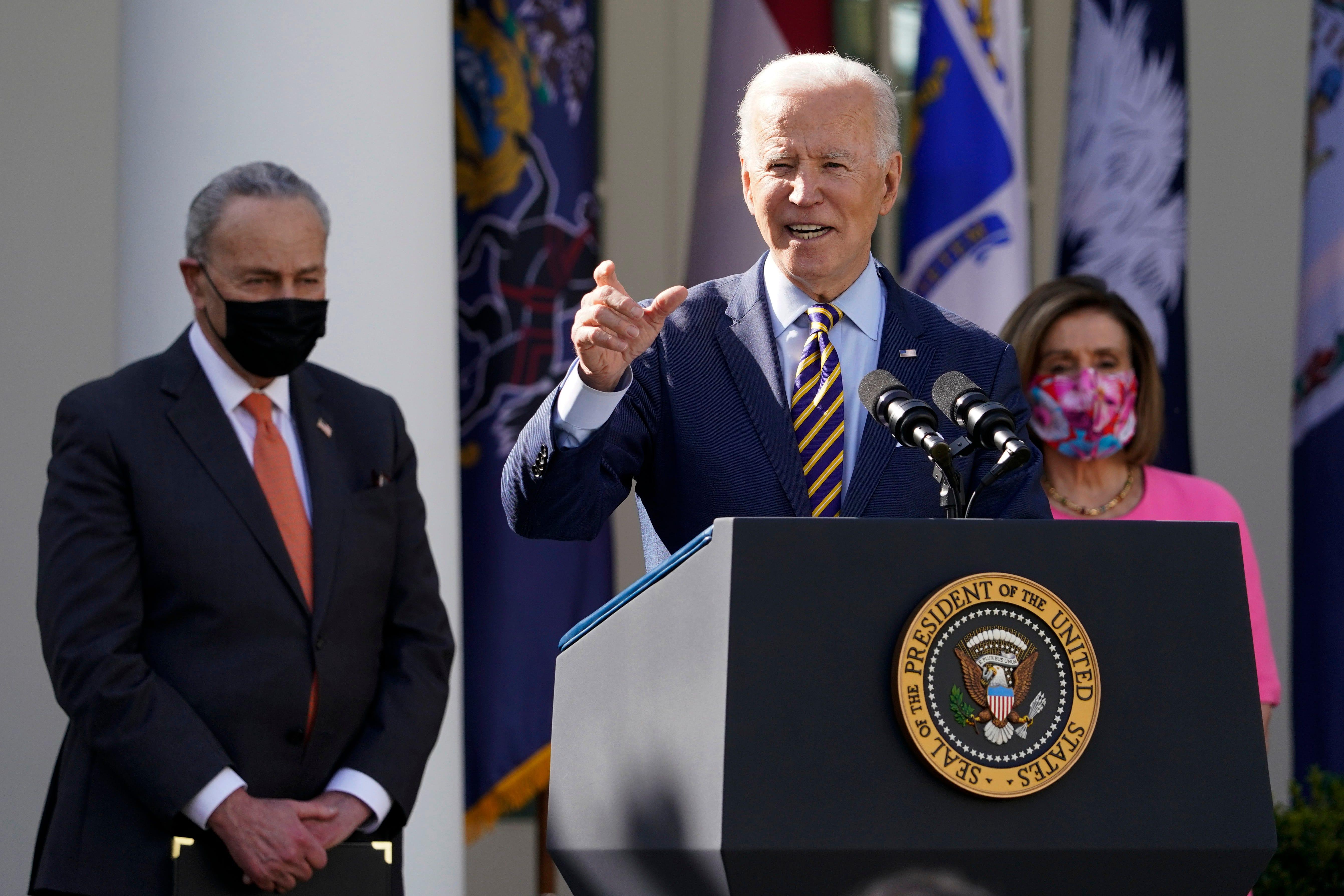 As his poll numbers sink, is Joe Biden in trouble? If he is, it s good trouble.