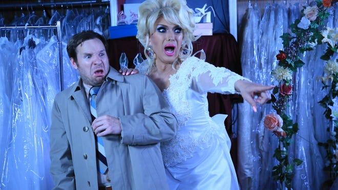 "Drag comedy ""S*it & Champagne"" closed out aGLIFF's 2021 film festival."