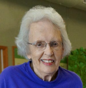 Flo Macklin was one of the founders of the Wild Basin WildernessPreserve and the Westbank Library. She died Sunday at 93.