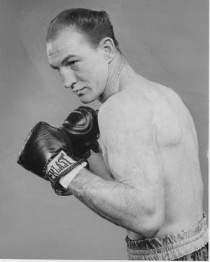 Akron middleweight boxer Doyle Baird turned professional in 1966 at age 28.
