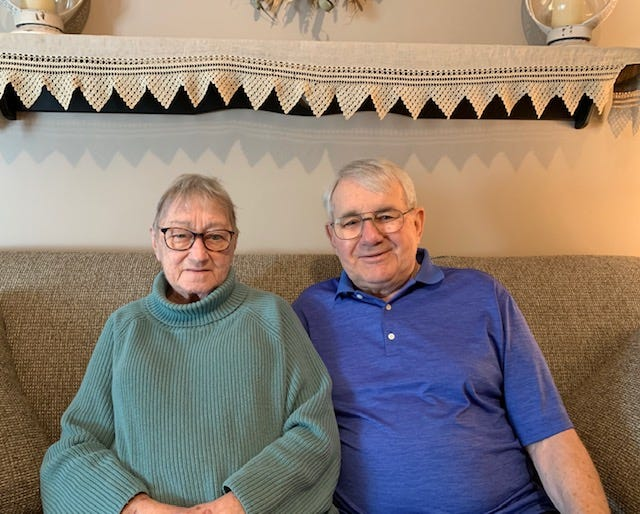 Paul and Janice Dienstberger