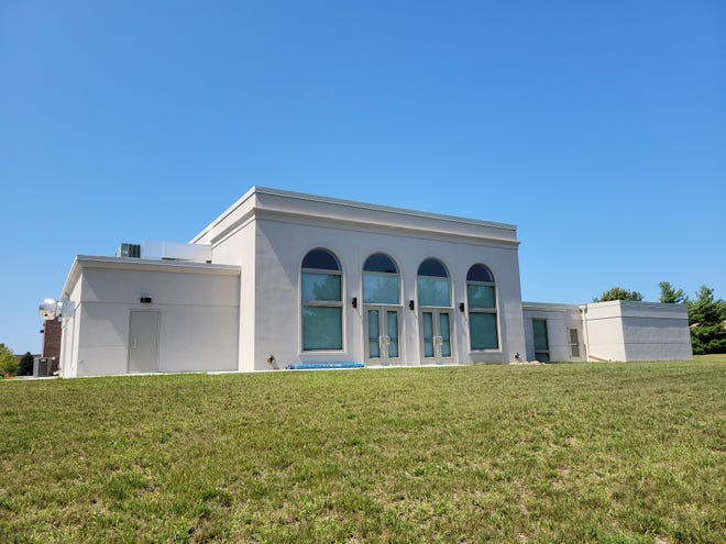 First Presbyterian Church of Dallas Center was recently remodeled. The community is invited to tour the church'snewfellowshiphall and remodeled building from 1 to 2 p.m. on Sunday, Sept.12.