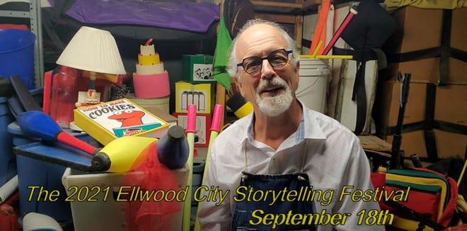 The annual Ellwood City Storytelling Festival will be held Sept. 18.