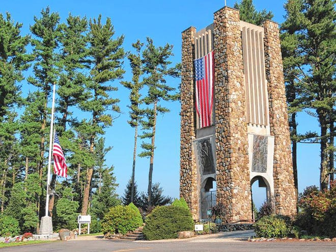 The Cathedral of the Pines in Rindge, N.H., will host the reading of victims' names on the 20th anniversary of the 9/11 attacks.