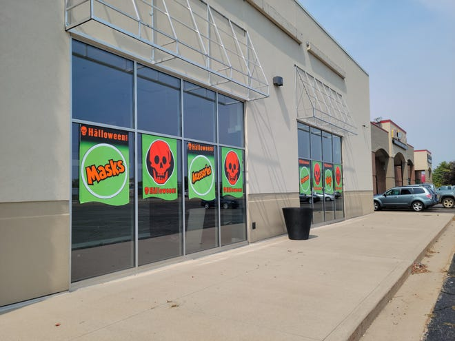 The Halloween Store opened in Holland Township on Tuesday, Sept. 7, in the former Art Van Furniture at12610 Felch St.