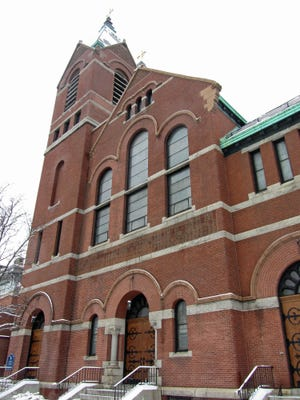 This is the St. Teresa of Calcutta Church on Columbia Rd. in Dorchester. To learn more about this church, visit https://stteresaofcalcuttadorchester.org. Staff photo/Wayne Braverman