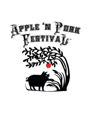 The annual Apple 'n Pork Festival will be Sept. 25 and 26 at the C.H. Moore Homestead in Clinton, Illinois.