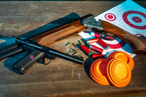 MDC now offers a new design option for its Conservation Permit Cards that features target-shooting equipment. MDC is offering free Permit Cards to range users at all five staffed shooting ranges for a limited time.