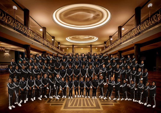The Detroit Youth Choir will perform Sept. 12 in the bandshell at St. Mary's Park.
