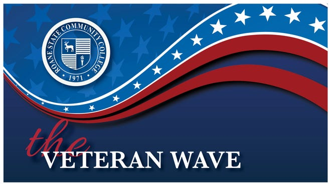 """Roane State Community College and its Office of Veterans Services recently launched a collaborative project called """"The Veteran Wave."""""""