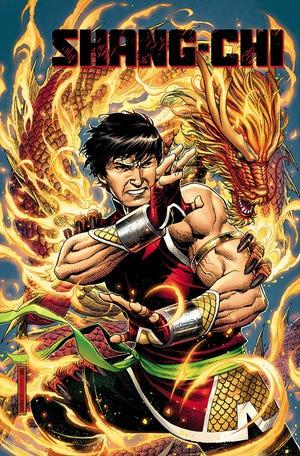 Writer Gene Luen Yang updated Chang-Chi in the 2020 miniseries.