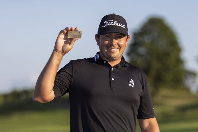 Former Central Oklahoma star Joshua Creel earned his PGA card recently with top-10 finishes in two Korn Ferry Tour events. The Edmond resident was a national champion for the Bronchos in 2012.