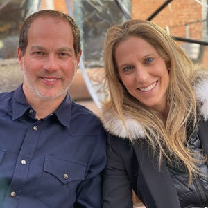 Dana and Jessica Koch were living in New York City during the terror attacks of Sept. 11, 2001. Both witnessed the horrors of that day, and shared their experiences with the Daily News on the eve of the 20th anniversary of the worst attack on American soil since Pearl Harbor.