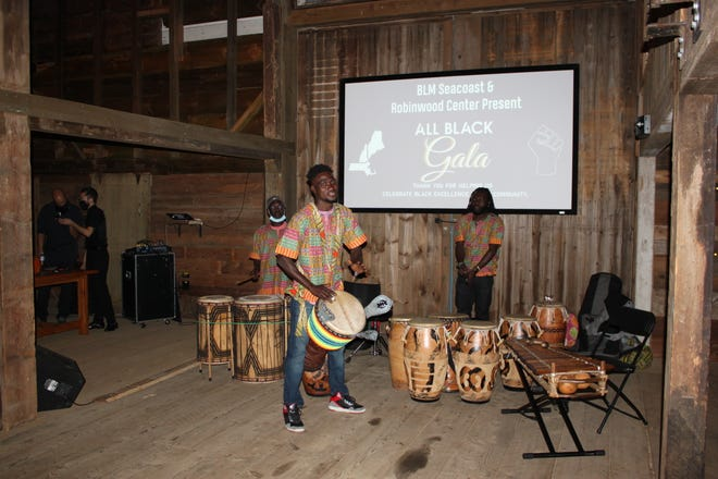 Black Lives Matter and Robinwood Center will hold the second annual Night of Black Excellence gala on Saturday, Oct. 16 at Saltonstall  Farm in Stratham. Above is a photo of preparations for last year's gala.