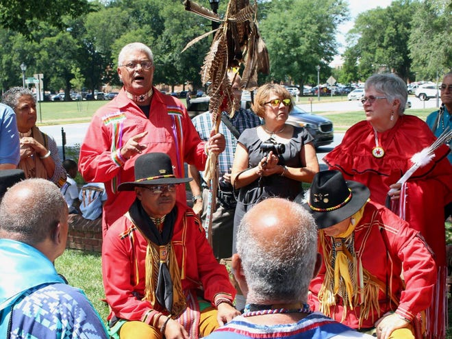 Lenape Nation of Pennsylvania will host a two-day pow wow in Jim Thorpe Sept. 11 and 12.