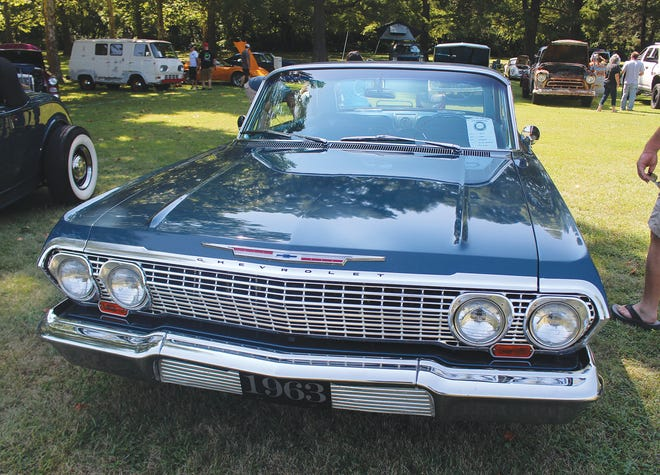 Anita Kendall, Haviland, is the owner of this slick 1963 Chevy Impala. She won a Top 5 Award in August with this car at the 2021 Pratt Fire Department Car Cruise and Show, against nearly 100 other entries.
