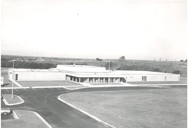 The construction of Tanner Hall was completed in the summer of 1971