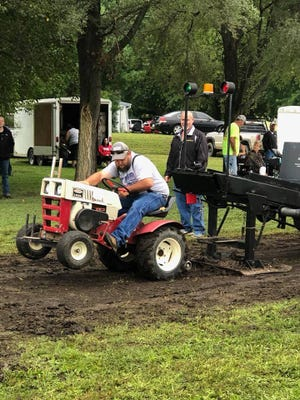 A garden tractor pull will be one of the many events taking place Sept. 11 during the Perry Pride Fall Festival.